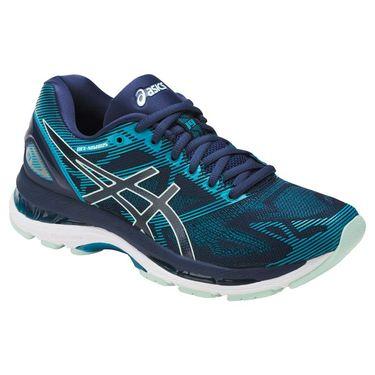 Asics Gel Nimbus19 Womens Running Shoe - Insignia Blue/Glacier Sea/Blue