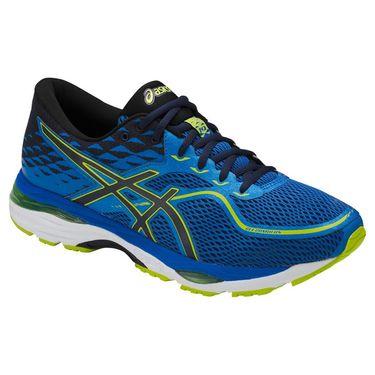 Asics Gel Cumulus 19 Mens Running Shoe - Blue/Peacoat/Energy