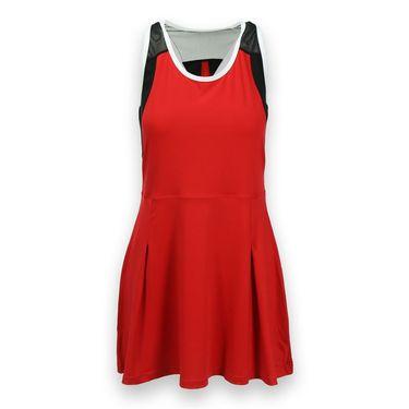 Tail Candy Apple Roni Dress - Apple Tart