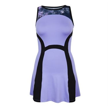 Tail Stargaze Colorblocked Dress - Lavender