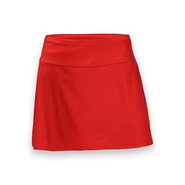 Tail Candy Apple Back Pleated Skirt - Apple Tart