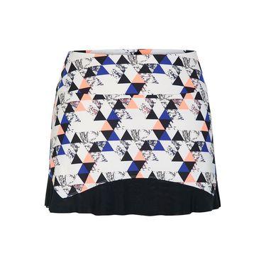 Tail Sunrise Printed Skirt - Sandstone