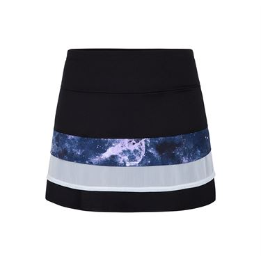 Tail Stargaze Triple Layer Flounce Skirt - Galaxy
