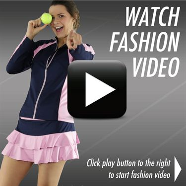 Tail Pink Perfection Tennis Video