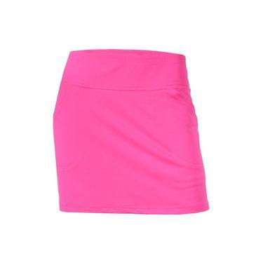 Jofit Napa Jacquard Mina Tennis Skirt - Fluorescent Pink