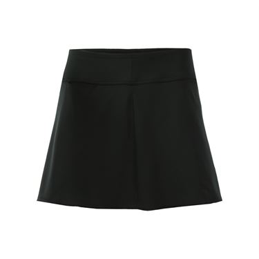 Jofit Fiji Jacquard Swing Skirt-Black