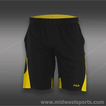 Fila Boys Tennis Short-Black