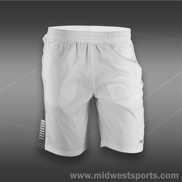 Fila Boys Baseline Short-White