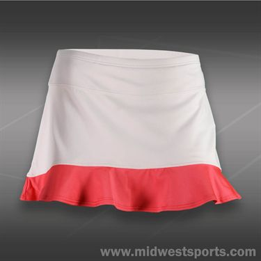 Tail Sundown Match Ruffle Skirt