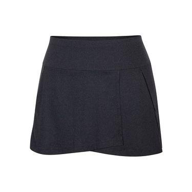 Tail Enchantment A-Line Skirt - Black Heather