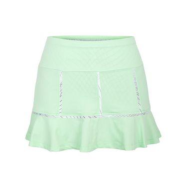 Tail Enchantment Flounce Skirt - Honeydew