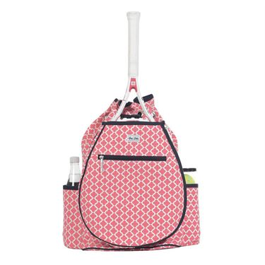 Ame and Lulu Kingsley Tennis Back Pack - Clover Print