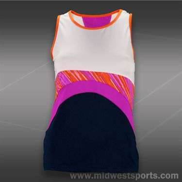 Tail Grand Victory Racerback Tank -Sunset Multi