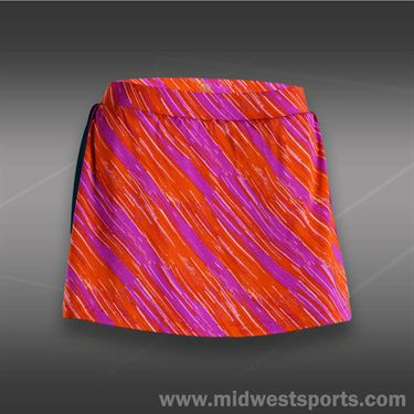 Tail Grand Victory Side Panel Skirt -Sunset Print