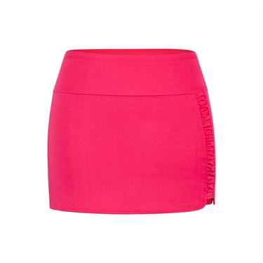 Tail Rhapsody Classic A Line Skirt - Hibiscus