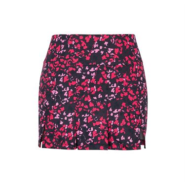 Tail Rhapsody Printed Pleated Skirt - Floral Mesh