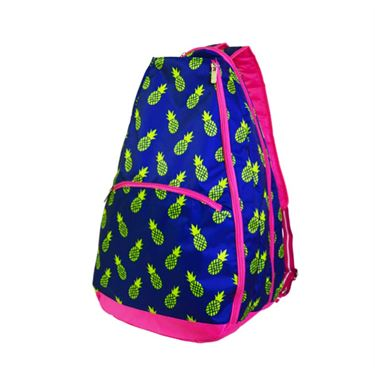 All For Color Pina Colada Tennis Backpack