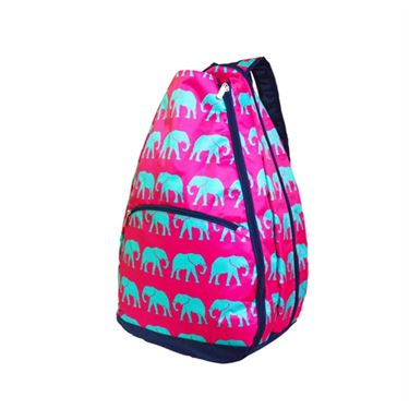 All For Color Turq Parade Tennis Backpack