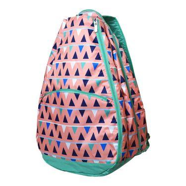 All For Color Sand Castles Tennis Back Pack