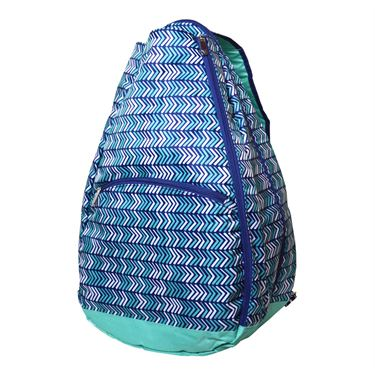 All For Color Vacay This Way Tennis Back Pack