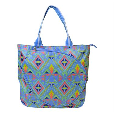All For Color Electric Pop Tennis Tote