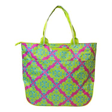 All For Color Ready Set Glow Tennis Tote