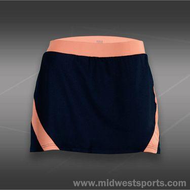 Tail Palmetto Dunes Tennis Skirt-Navy Blue