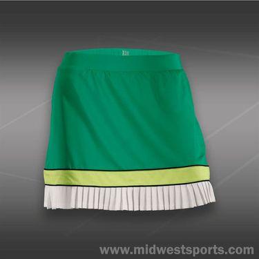 Tail Stadium Ace A Line Skirt-Emerald