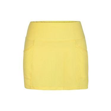 Tail Navy Regatta Pocketed Skirt - Lemon Fizz