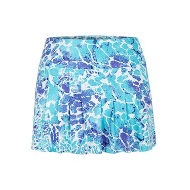 Tail Glistening Tide Pleated Skirt - Low Tide Curacao
