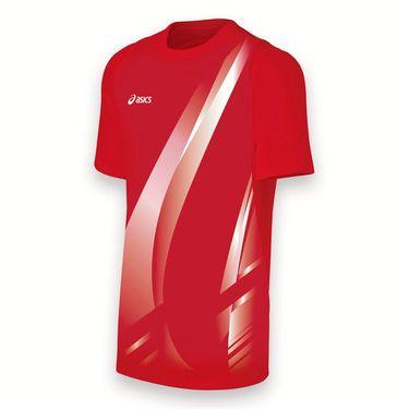 Asics Team Put Away Jersey-Red/White
