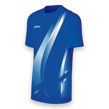 Asics Team Put Away Jersey-Royal/White