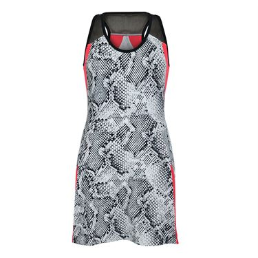 Tail Red Hot Dress - Boa