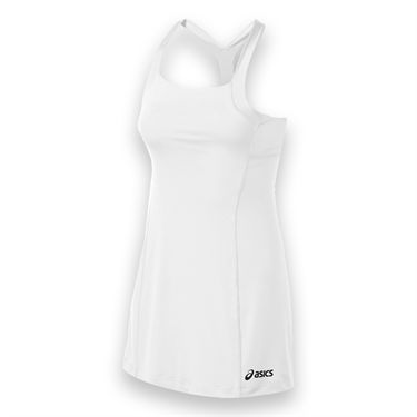 Asics Rally Dress - White