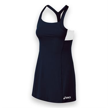 Asics Rally Dress - Navy/White