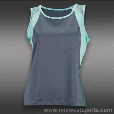Tail Ocean Front Brittany Tank-Grey
