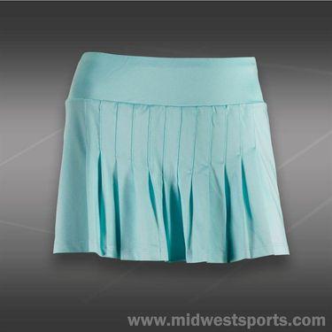Tail Ocean Front Jillian Pleated Skirt-Merry Blue