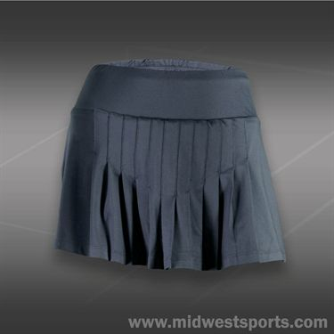 Tail Ocean Front Jillian Pleated Skirt-Earl Grey