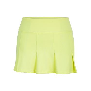 Tail Palm Springs Pleated Skirt - Chartreuse
