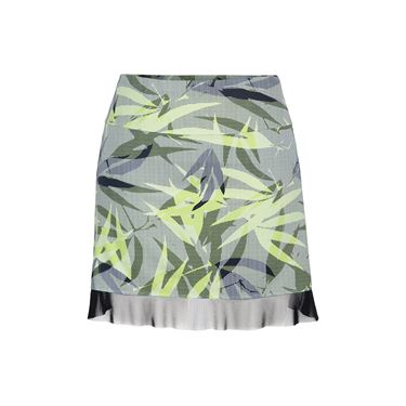 Tail Palm Springs Printed Skirt - Intrigue Chartreuse