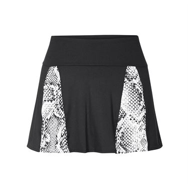 Tail Red Hot Printed Insert Skirt - Boa