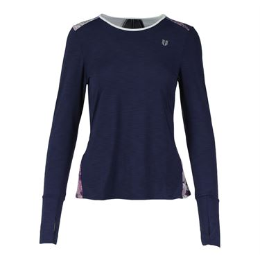 Eleven Thika Xtreme Long Sleeve Top - Blue Nights