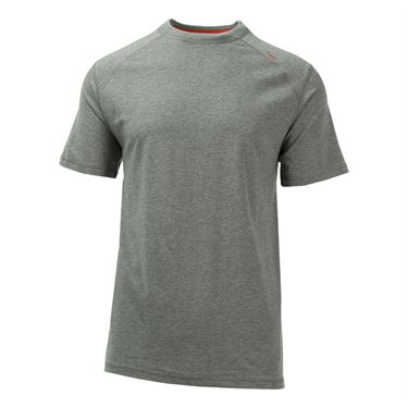 Tasc Carrollton Tee - Heather Grey