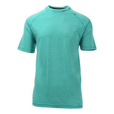 Tasc Carrollton Heather Tee - Maldives Heather