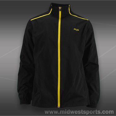 Fila Center Court Jacket- Black
