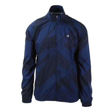 Fila Hurricane Jacket - Peacoat Blue