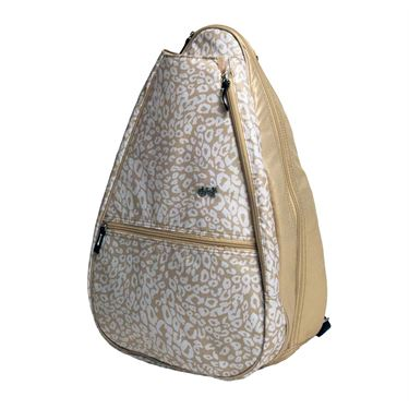 Glove It Uptown Cheeta Tennis Backpack