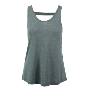 Colosseum Interchange Tank - Heather Charcoal