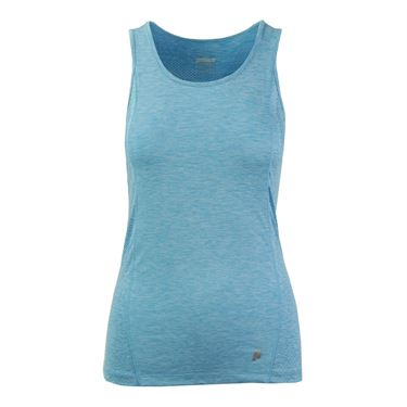 Prince Racerback Tank - Turquoise Heather