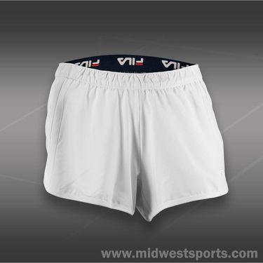 Fila Essenza Doubles Short-White